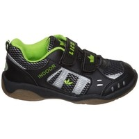 Shoes Low top trainers Lico Bernie V Black