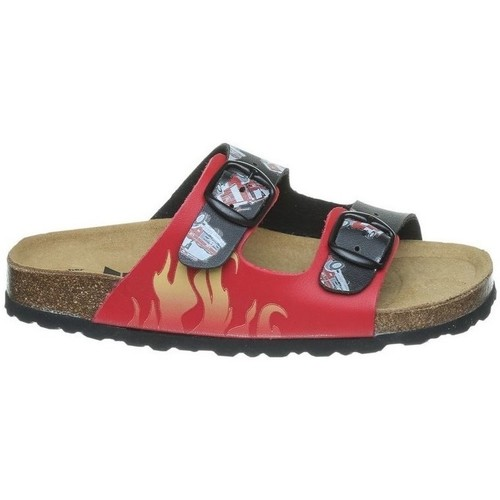 Shoes Mules Lico Kids Flame Red