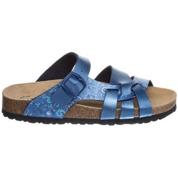 Shoes Mules Lico Flower Blue