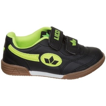 Shoes Low top trainers Lico Fit Indoor Schwarzgrau Black
