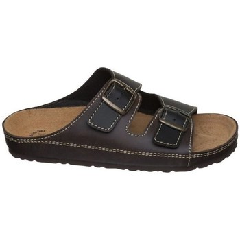Shoes Sandals Lico Natural Man Brown
