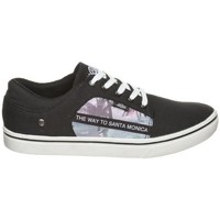 Shoes Low top trainers Lico California Black