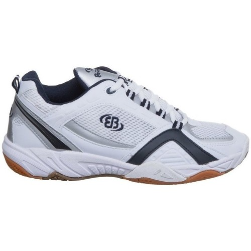Shoes Low top trainers Brütting Brütting Perfect Indoor White