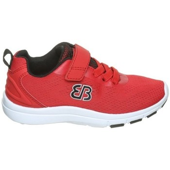 Shoes Low top trainers Brütting Brütting Rafting VS Red