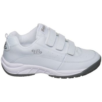 Shoes Low top trainers Brütting Brütting Diamond Classic White
