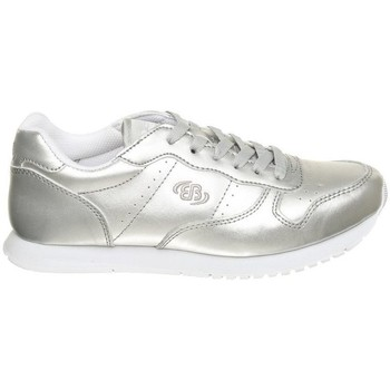 Shoes Low top trainers Brütting Brütting Sport D Classic Silver