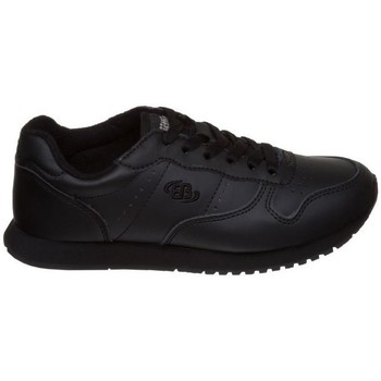 Shoes Low top trainers Brütting Brütting Racket Black