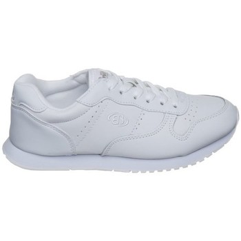 Shoes Low top trainers Brütting Brütting Racket White