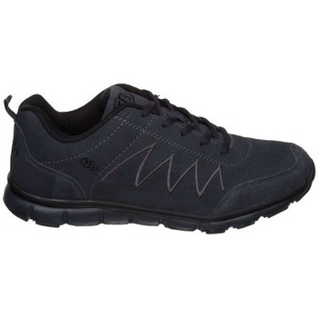 Shoes Low top trainers Brütting Brütting Glendale Black
