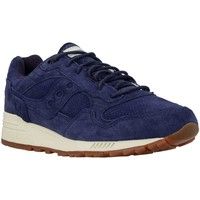 Shoes Men Low top trainers Saucony Shadow 5000 Navy blue