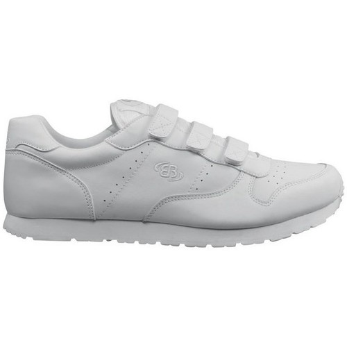 Shoes Low top trainers Brütting Brütting Mount Bona Low Grey