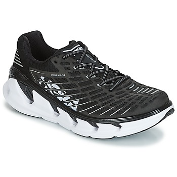 Shoes Men Running shoes Hoka one one VANQUISH 3 Black / White