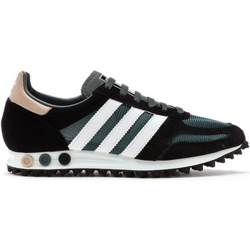 Shoes Men Low top trainers adidas Originals Originals Los Angeles OG Trainers in Black, Grey & White BB2861 Black