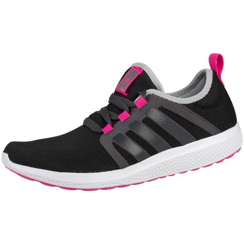 Shoes Women Low top trainers adidas Originals Fresh Bounce W Grey-Black-White