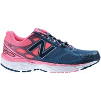 Shoes Women Low top trainers New Balance W680RG3 Pink-Blue