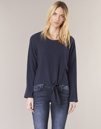 Clothing Women Tops / Blouses Vila VISALINA Marine