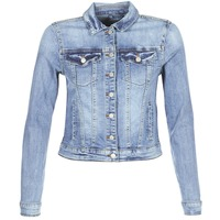 Clothing Women Denim jackets Vila VISHOW Blue / Medium