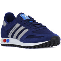 Shoes Women Low top trainers adidas Originals LA TRAINER Blu