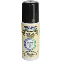 Shoe accessories Men Waterproofing treatments Nikwax Waterproofing Wax For Leather - Sponge On Black 125ml Black