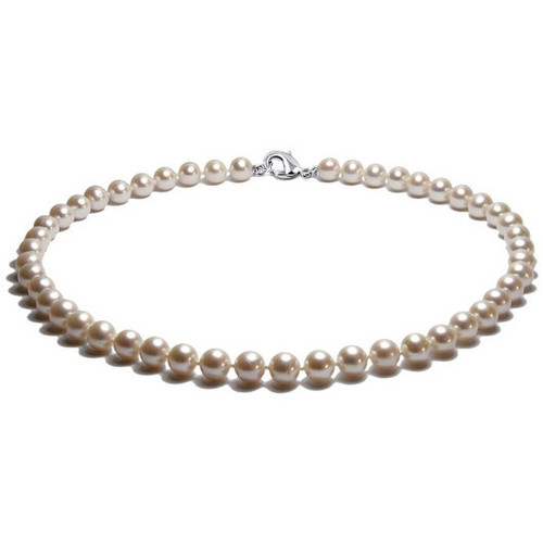 Watches & Jewellery  Women Necklaces Blue Pearls BPS 0243 Y Multicolored