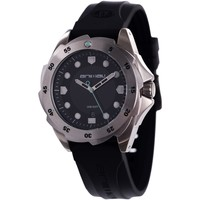 Watches Men Analogue watches Animal Marine Z42 Watch - Black / Silver Black