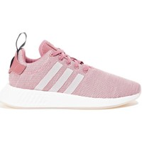 Shoes Women Low top trainers adidas Originals NMDR2 W Pink