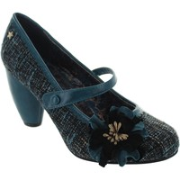 Shoes Women Heels Joe Browns Rosalind Teal