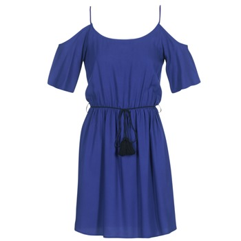 Clothing Women Short Dresses Moony Mood IFATEM Blue