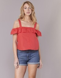 Clothing Women Tops / Blouses Moony Mood IFARANDOL Red