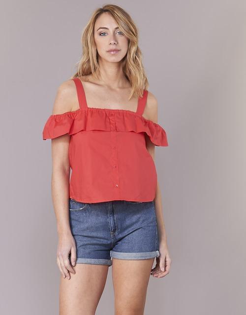 Clothing Women Tops / Blouses Moony Mood IFARANDOL Red