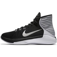 Shoes Women Basketball shoes Nike Wmns Prime Hype DF 2016 Black-Grey-Silver