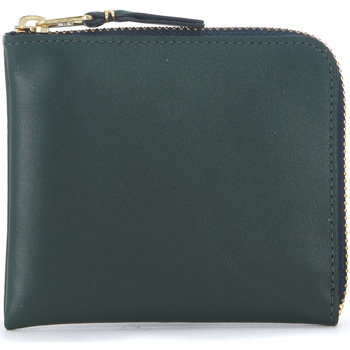 Bags Wallets Comme Des Garcons green leather wallet Green