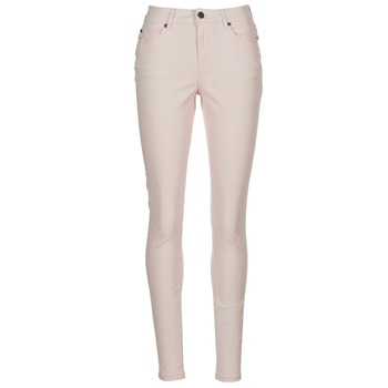 Clothing Women 5-pocket trousers Noisy May NMLUCY Pink