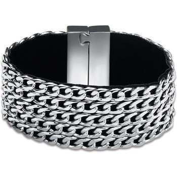 Watches Women Bracelets Fashionvictime Bracelet Cuff For Women By - Base Metal Jewel Noir