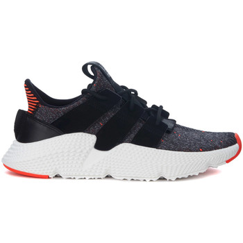 Shoes Trainers adidas Originals Prophere black knit sneakers Black