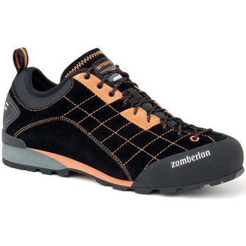 Shoes Men Low top trainers Zamberlan 125 Intrepid RR Orange-Graphite-Black