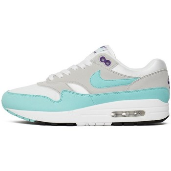 Shoes Men Low top trainers Nike Air Max 1 Anniversary Aqua Turquoise-Grey