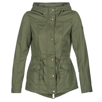 Clothing Women Parkas Only NEW KATE Kaki