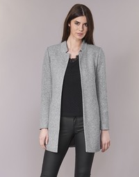 Clothing Women coats Only SOHO Grey