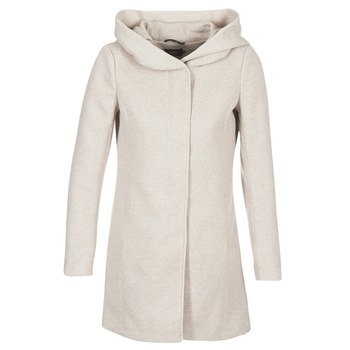Clothing Women Coats Only SEDONA Beige