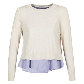 Clothing Women jumpers Only LATISHA Beige