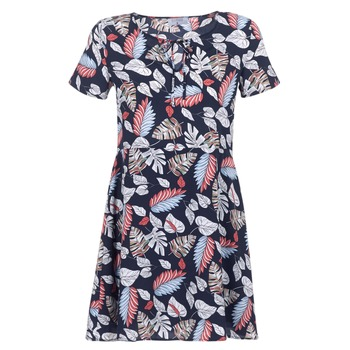 Clothing Women Short Dresses Casual Attitude IYURTOLAL Blue