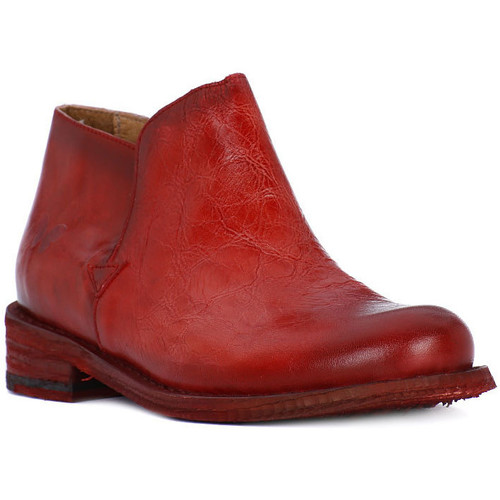 Shoes Women Ankle boots Felmini VEGA FIRE Rosso