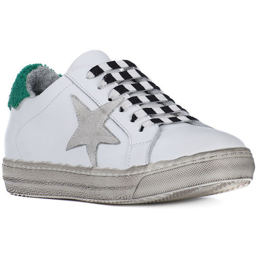 Shoes Women Low top trainers Meline GO GALAXY BIANCO Bianco