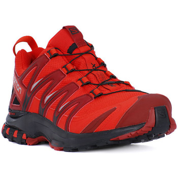 Shoes Men Running shoes Salomon XA PRO 3D GTX Rosso