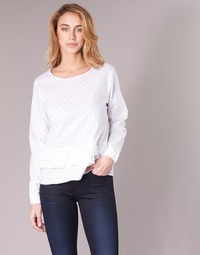 Clothing Women Tops / Blouses Only TINE White