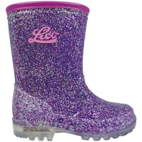 Shoes Wellington boots Lico Powerlight W Blinky Violet