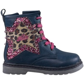 Shoes Mid boots Lico Aston Blue