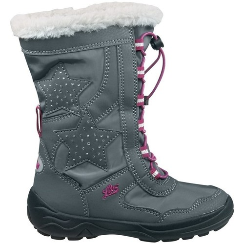 Shoes Snow boots Lico Cathrin Grey