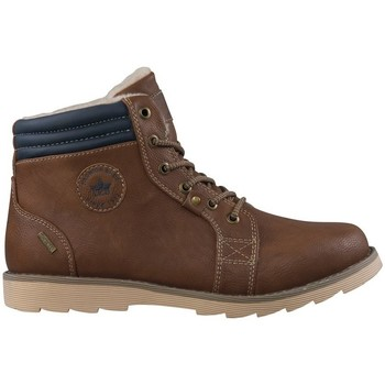 Shoes Mid boots Lico Nepal Brown